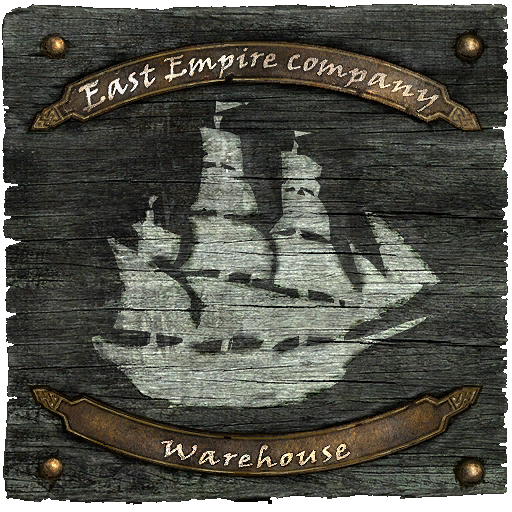 East Empire Company sign Skyrim