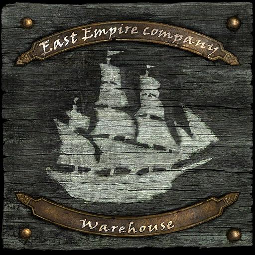 East Empire Company sign Skyrim