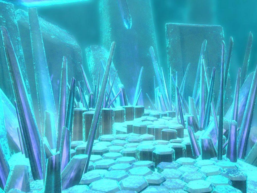 Skyrim Azura's Star interior