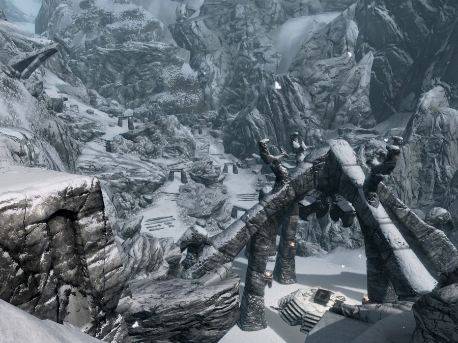Skyrim Arcwind Point
