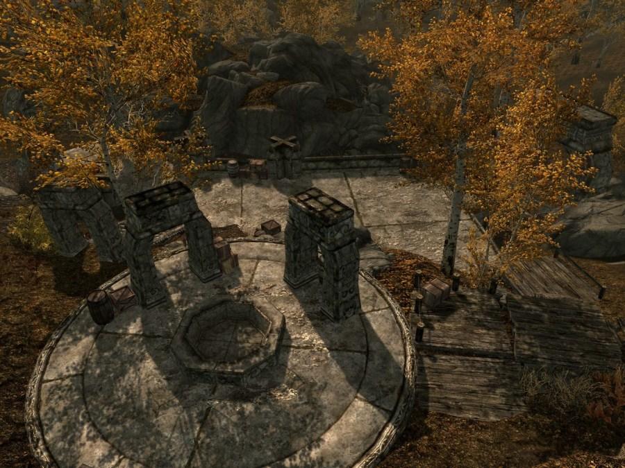 Skyrim Ruins of Bthalft