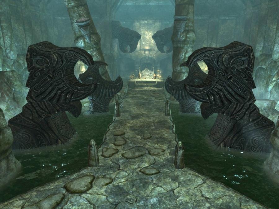Skyrim Windcaller quest end
