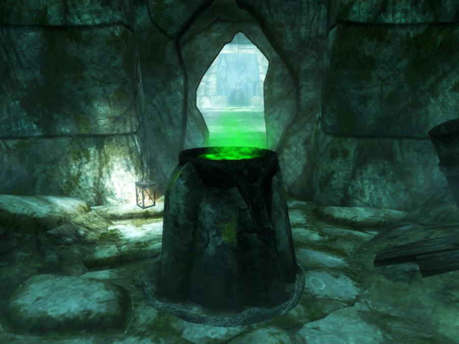 Skyrim Phial quest